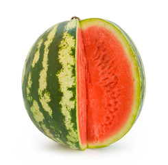 water melon with pulp