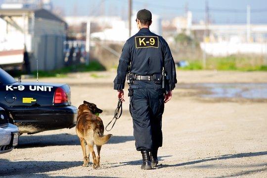Police K9 Team