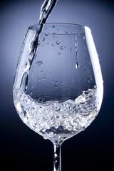 Wasser Blasen