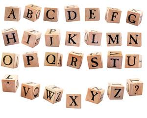 Alphabet Blocks #2
