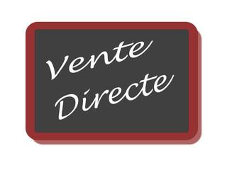 PANNEAU VENTE DIRECTE
