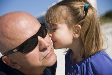 A Kiss for Pawpaw