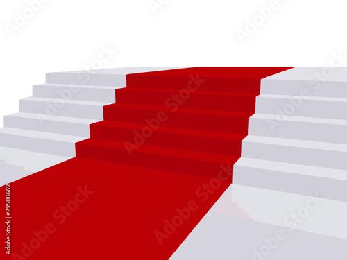 roter teppich stockfotos und lizenzfreie bilder auf bild 29508669. Black Bedroom Furniture Sets. Home Design Ideas