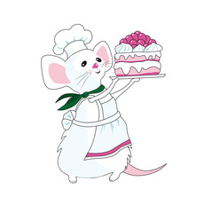 the mouse -confectioner