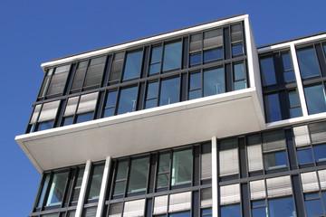 moderner Bürokomplex in Hamburg