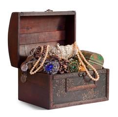 treasure trunk