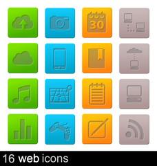 16 web icons v1