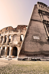 Wall Mural - The Coliseum