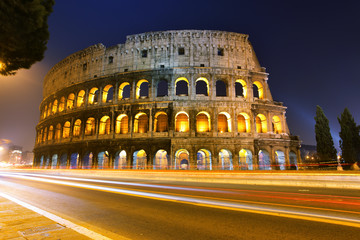 Wall Mural - Colosseum