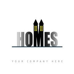 logo picto web immobilier, marketing commerce design icône