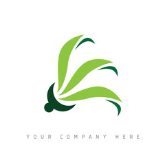 logo picto web jardin marketing pub commerce design icône