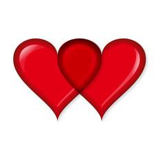 Saint Valentin Card Love Vector