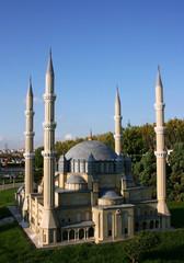 Miniature Mosque,Miniature Museum,Istanbul