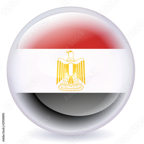 Egypt Crystal Ball Icon