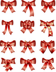 red bows collection