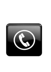 Button telephone contact