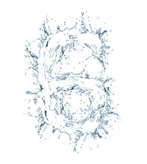 Water number 6