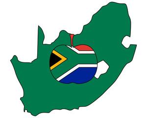 Südafrikanischer Apfel