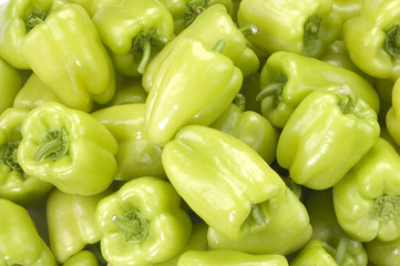 green peppers(horizontal)