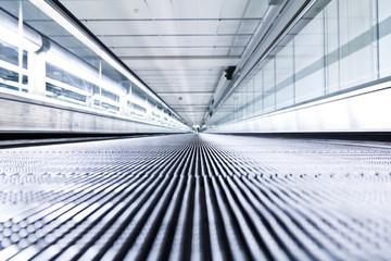 Rolltreppe vom Boden