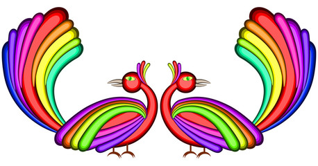 Birds of joy