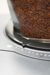 Door stickers Coffee beans Gains de café