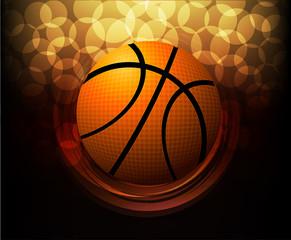 background of basketball sport Raster version