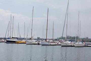 yacht club regatta