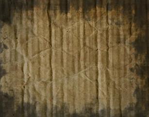 Grunge cardboard