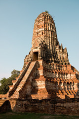 one pagoda