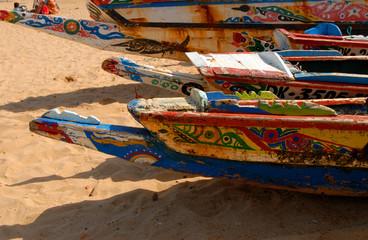barche senegalesi