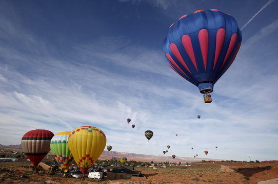 Arizona Hot Air Balloon Race