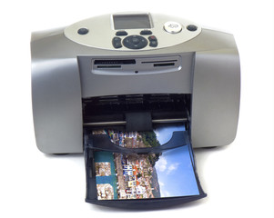 Printing a photo