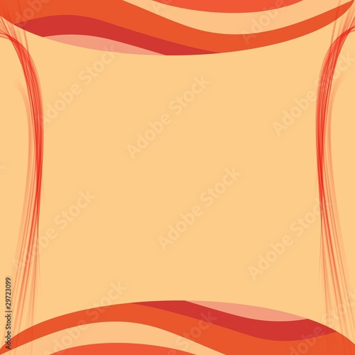 fond abstrait orange rouge photo libre de droits sur la banque d 39 images image. Black Bedroom Furniture Sets. Home Design Ideas