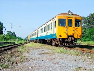 Local diesel railcar