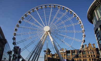 Manchester Eye Big Wheel