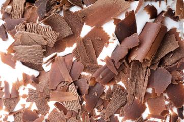 Chocolate Cake flakes