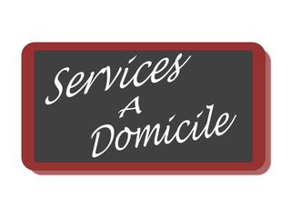 PANNEAU SERVICES A DOMICILE