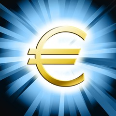 euro symbol illustration