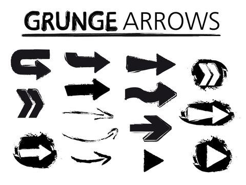Arrow Set vektor