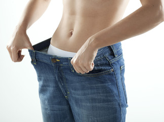 preuve de perte de poids