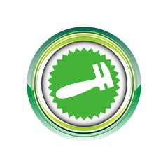 outil bricolage accessoire logo picto web icône design symbole