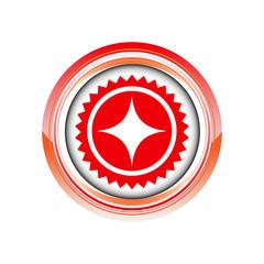éclat étoile étincelle logo picto web icône design symbole