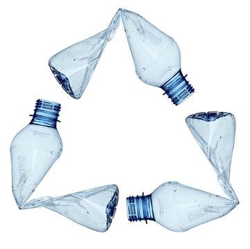 empty used trash bottle ecology environment