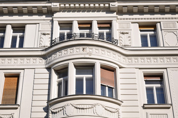 alter balkon