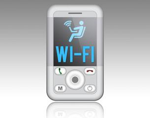 """Smartphone """"Wi-Fi"""""""