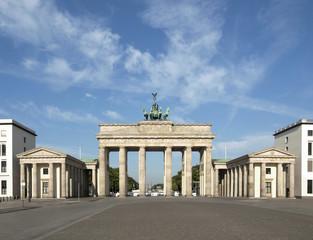 Foto op Aluminium Berlijn Brandenburger Tor, Berlin