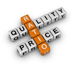Quality and Price Ratio