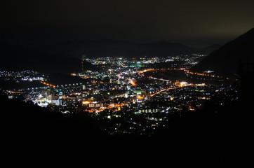 福王寺山展望台からの眺め