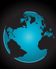 Vector Planet Earth
